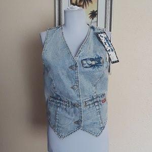 Jordache Vintage Vest (women's)